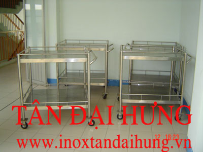 XE ĐẨY INOX TDH - XD023