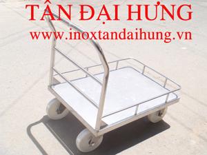 XE ĐẨY INOX TDH - XD009
