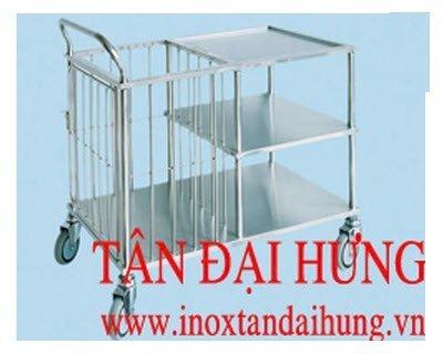 XE ĐẨY INOX TDH - XD018